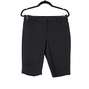 WHBM | Black Bermuda Shorts 4